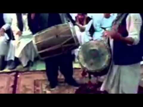 Attan Mili 2013 Nashnas:  Gul Bashrey Rasha (pashto Song) video