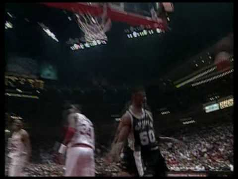 A Tribute to #50 David Robinson