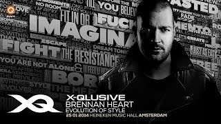 X-Qlusive 2014 Brennan Heart | Hardstyle | Goosebumpers