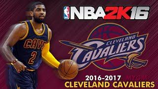 "NBA 2K16: Cavaliers MyGM Ep. 22 - ""Relocation Process (Arena, Logo, Facilities)"""