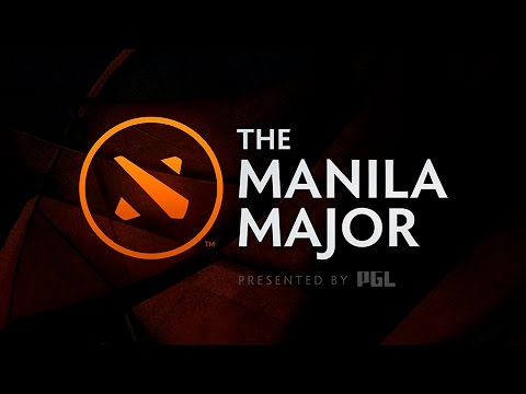 Rave vs Trust The Manila Major 2016 SEA Qualifier Groupstage Game 1 bo2