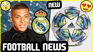 NEW FOOTBALL NEWS YOU NEED TO KNOW (New Kits, Mbappe Leaving PSG?, Gareth Bale & More)