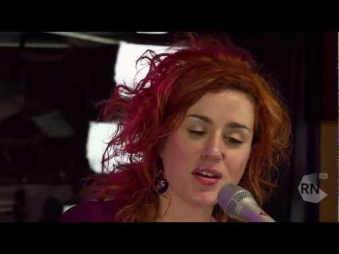 Katie Noonan sings 'Saturday Night'&'When I See You Smile' [HD] Inside Sleeve, ABC Radio National