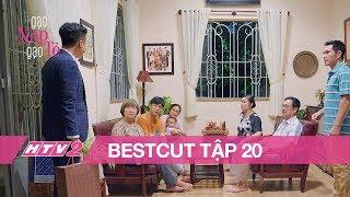 (Bestcut) GẠO NẾP GẠO TẺ - Tập 20   Bất ngờ lên đời, Công tặng túi hiệu cho mẹ vợ - 20H, 19/06