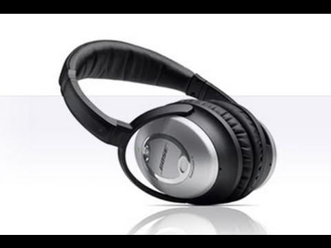 Bose QC15: Best Travel Headphones!