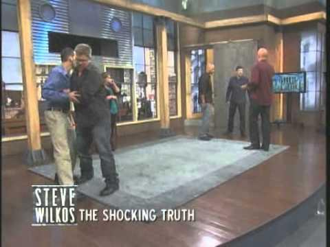 Shocking Truth Steve Wilkos Show