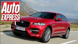 New Jaguar F-Pace review: is Jag's SUV debut hit, miss or maybe?
