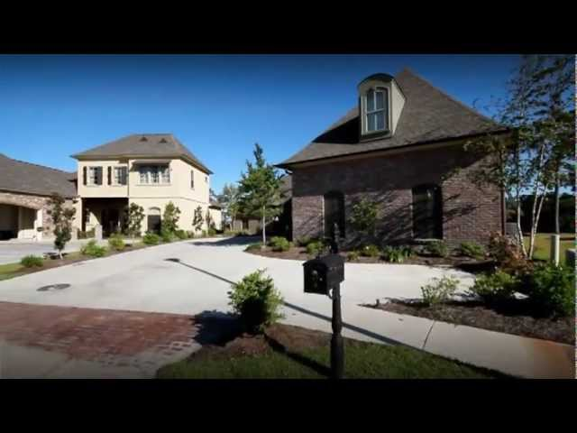 Arbor Walk Subdivision Tour Baton Rouge Real Estate 70816