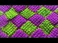 Энтерлак. Вязание энтерлак. Узор крючком. Ч. 1 (enterlak. crochet. P. 1)