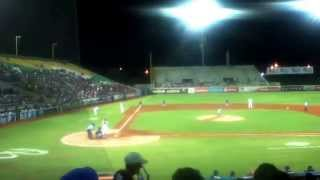 Bravos vs Magallanes ( 8 - 6 ) 29/11/14