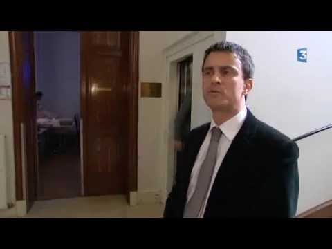 Manuel Valls, élu de banlieue et 1er flic de France