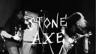 Watch Stone Axe Black Widow video