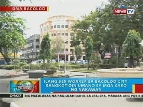 BP: Ilang sex worker sa Bacolod City, sangkot din umano sa mga kaso ng nakawan