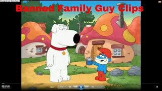 Family Guy - Banned Clips (Never Before Seen)