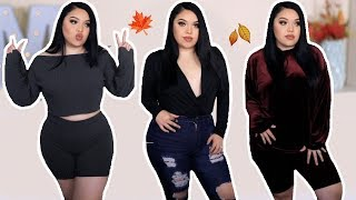 Fall Fashion Nova Curve Try On Haul