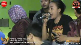 download lagu Wijoyo Putro Original Kadung Tresno Voc Bu Yayuk Mbak gratis