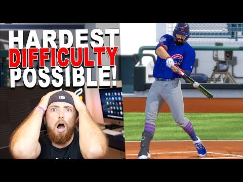 I played on IMPOSSIBLE Difficulty..  MLB The Show 19 | Road To The Show Gameplay #174