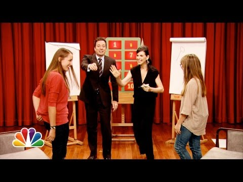 Pictionary with Julianna Margulies and Jimmy Fallon Part 2 (Late Night with Jimmy Fallon)