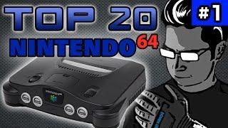 Top 20 - Juegos del Nintendo 64 (#20-11) - PARTE 1 -  Dinocov