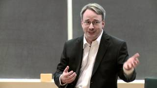 Q&A session with Linus Torvalds_ Why is Linux not competitive on desktop?