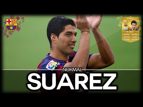 FIFA 15 UT - SUAREZ    FIFA 15 Ultimate Team 89 Player Review + In Game Stats
