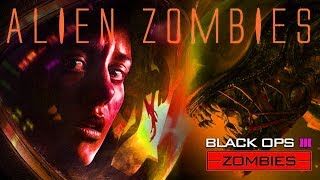 ALIEN ISOLATION ZOMBIE ADVENTURE (CALL OF DUTY ZOMBIES)