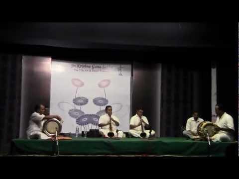 Jayathi Jayathi Bharatha Matha - Kamas - Nachiarkoil Shri. N.R.P.Ravichandran - Shadjam.com
