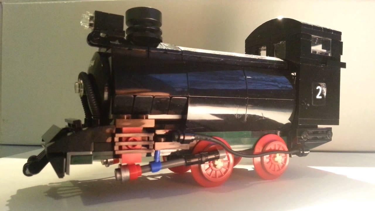 Lego Steam Train Lego Steam Train