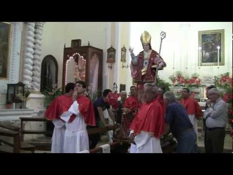 Processione Sant'Erasmo 2 giugno 2012 Piedimonte Massicano CE