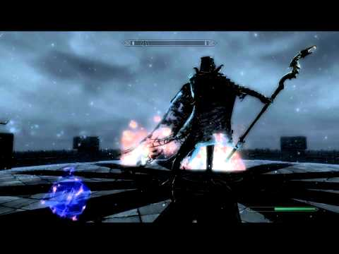 Skyrim, illusionist versus All Dragon Priests