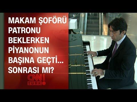 Makam şoförü Aydın Aydoğdu'nun müzik şöleni