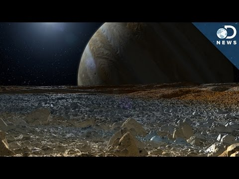 Is NASA Going To Find Life On Europa?