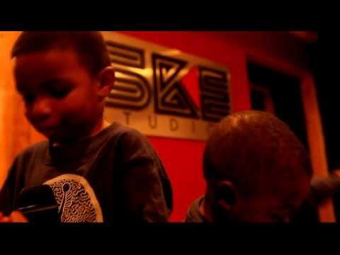 Trel Mack's Boys Representing SKE at SKE Studios