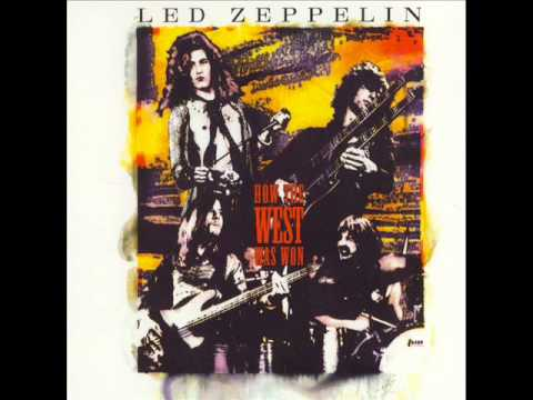 Led Zeppelin Heartbreaker live (How The West Was Won)