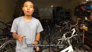Quick Step Guide to Quick Disassembly of Bicycle Bicycles in Hai Phong