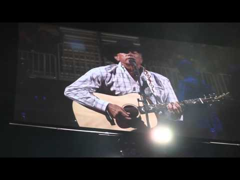 George Strait - Merle Haggard Tribute/2016/Las Vegas/T-Mobile Arena