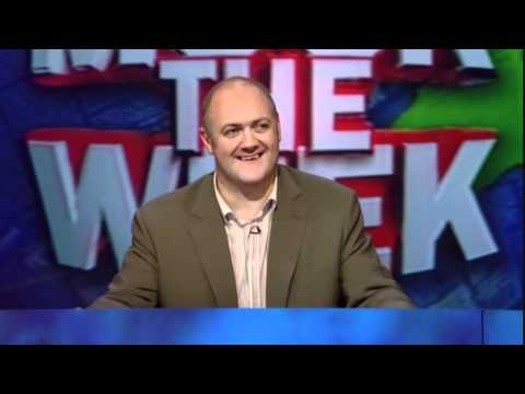 Mock The Week - David Blunkett Jokes