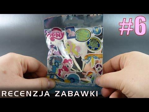 Tajemniczy Kucyk z Saszetki #6 - polska recenzja zabawki - My Little Pony seria 7