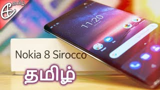 Nokia 8 Sirocco Unboxing Benchmarks!