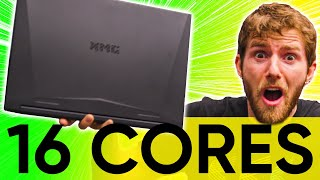 The Most Powerful Laptop EVER!!!