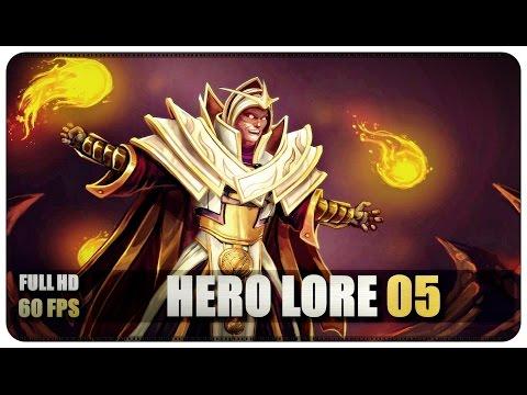 Dota 2 Heroes Lore - Invoker