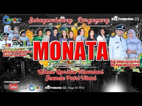 Live Monata Sukagumiwang Bergoyang Indramayu Jawa Barat