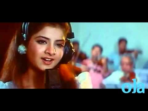 Divya Bharati  - Saath Samundar Paar (Sad Version) HD -