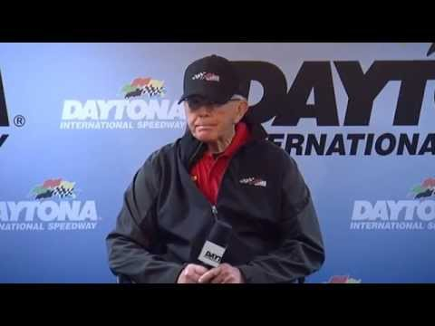 Coach Joe Gibbs Press Conference To Discuss Kyle Busch Injury - Feb 22, 2015