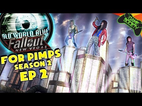 Fallout New Vegas For Pimps | 80's Music Video (S2E02)