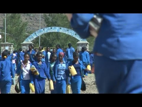 At the frontiers of change - Girls' education in north-western Tigray, Ethiopia (English version)