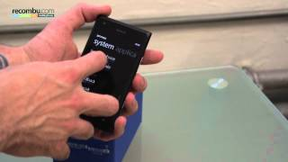 Dark Knight Rises Nokia Lumia 900 hands-on video