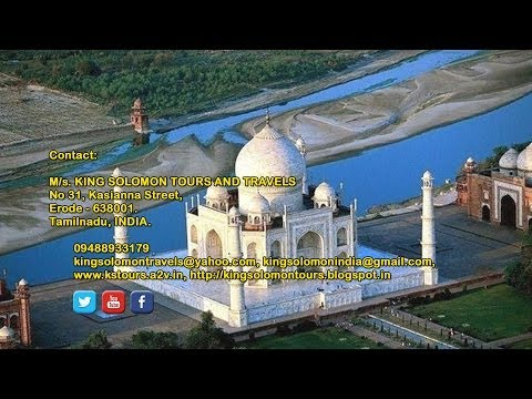 Golden Triangle Tour - Delhi, Agra, Rajasthan Package Tour