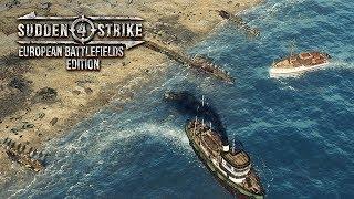 Sudden Strike 4 - European Battlefields Edition Trailer (US)
