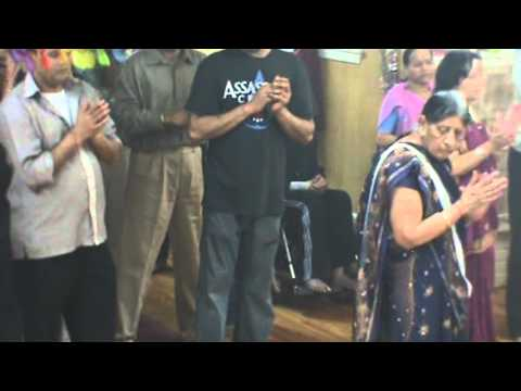 Maldi Maa Arti Chicago video